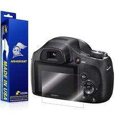 ArmorSuit MilitaryShield Sony DSC-H400 Screen Protector w/ Lifetime Warranty NEW