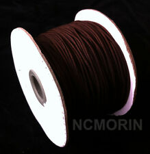 300 ft. 0.9mm Dk. Brown Window Blind Cord, String, Honeycomb, Cell Shade, Blinds
