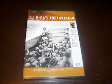 D-DAY March to Victory World War II Normandy Invasion WWII American Heritage DVD