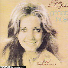 Greatest Hits (First Impressions) by Olivia Newton-John (CD, Nov-1993, Festival)