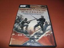 Der Amerikanische Bürgerkrieg - Die Dokumentation - 2 DVD-Set