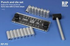 RP Toolz Punch and Die Set from 0.5mm to 2mm with 0.1mm steps - RPTPD-02