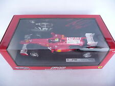 Hot Wheels 1:18 Ferrari F10 Bahrain GP 2010 Felipe Massa T6288