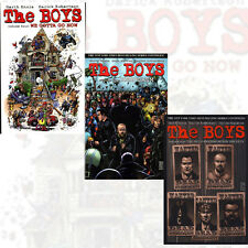 The Boys Series 3 Books Collection Set Pack (V.4-6) Self Preservation Society PB