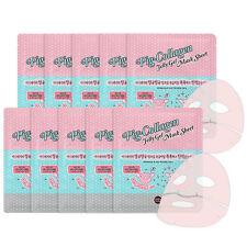 [HOLIKA HOLIKA] Pig Collagen Jelly Gel Mask Sheet 25g * 10pcs / Anti Wrinkle