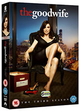 THE GOOD WIFE - SEASON 3  - DVD - REGION 2 UK
