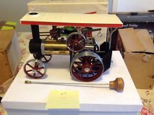 VINTAGE MAMOD MODEL TE1A  STEAM TRACTOR TRACTION ENGINE BARGAIN PRICE