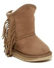 New in Box-$195.00 Australia Luxe Collective Naeva Chestnut Sheepskin Boot SZ 10