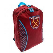 West Ham United Fc Utd Backpack SV Rucksack Holdall