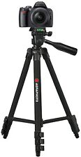 """AGFAPHOTO 50"""" Pro Tripod With Case For Sony HDR-PJ50V"""