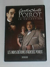 DVD editions ATLAS - la collection HERCULE POIROT - Agatha Christie - VOLUME 11