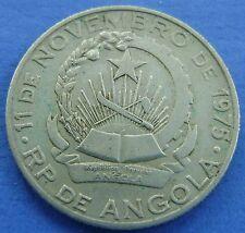 Angola -  20 kwanzas 1978 - KM# 87