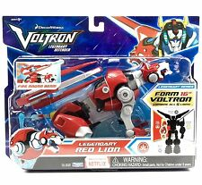 Robot Voltron Combinable Lions Intelli Tronic Figure Red Lion