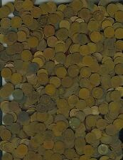 500 MIXED DATE INDIAN HEAD CENTS-CHEAP-L@@K