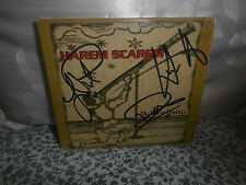 "HAREM SCAREM ""BIG BANG THEORY"" VERY GOOD CONDITIONS SIGNED CD! OTTIME CONDIZIONI"
