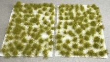 Miniature Model Self Adhesive Static Tufts - Wasteland Grass 6mm Natural Size