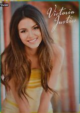 VICTORIA JUSTICE - A4 Poster (21 x 28 cm) - Clippings Fan Sammlung NEU
