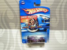2005 HOT WHEELS  #163 = LOTUS SPORT ELISE = PURPLE  faster than ever