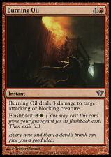 MTG BURNING OIL FOIL - OLIO BOLLENTE - DKA - MAGIC