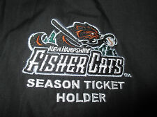 FISHER CATS Embroidered SEASON TICKET HOLDER Zippered (2XL) Jacket