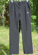 MILLET BLACK 30X31 ADVENTURE STRETCH PANTS #MHGFP501  WAIST AT REST 73CM.