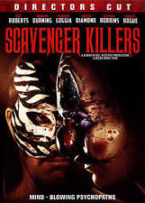 Scavenger Killers (DVD 2015) Brand New Robert Loggia Eric Roberts Director's Cut