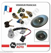 neiman+serrures portes avant/arriere/laterale + trappe carburant Renault Kangoo