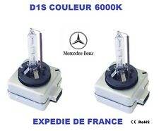 2 AMPOULES XENON D1S MERCEDES GL offroader (X164) 2008-  35W 6000K NEUF