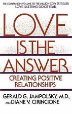Acc, Love Is the Answer: Creating Positive Relationships, Cirincione, Diane V.,