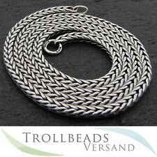 TROLLBEADS Sterling Silber Hals Kette 70 cm - Sterling Silver Necklace