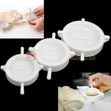 3pcs Dumpling Mold Pierogi Turnover Pelmeni Empanada Dough Press Mould Maker New