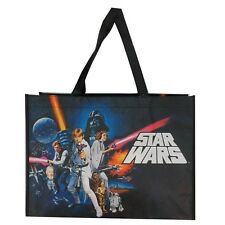 Star Wars New Hope Poster Recycle Licensed Tote Bag Shopping Bag