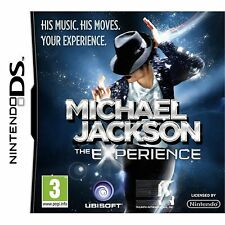 Jeu DS MICHAEL JACKSON THE EXPERIENCE