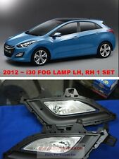 For 2012~ HYUNDAI i30 ELANTRA GT Fog Light Lamp Fog Lamp Cover (NO DRL) Genuine