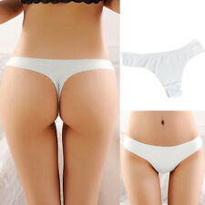 Women's Sexy Seamless G-string Thongs Briefs Lingerie Underwear Knickers Panties