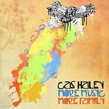 Cas Haley - More Music More Family [New CD]