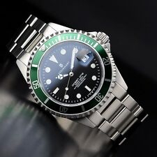 STEINHART OCEAN 1 GREEN Diver Watch (BRAND NEW) Men Swiss ETA 2824-2