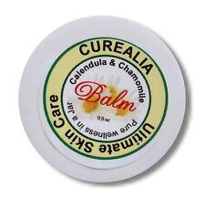 Natural Ultimate Skin Care Balm, Calendula Chamomile Rash Irritation - Curealia
