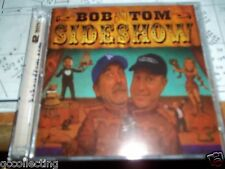 Sideshow [PA] by Bob & Tom (CD, 2004, 2 Discs, Friggermall Industries)