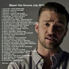 Promo Video Compilation DVD, Blazin Hot Groove, July 2013 FRESH NEW ONLY on EBAY