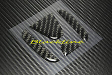 Carbon Fiber Rear Trunk Emblem Decal Insert Filler For 08~16 Honda Accord Coupe