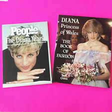 Princess Diana Collector Edition Books
