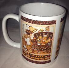 Mary Engelbreit Life Is Just A Chair Of Bowlies Coffee Cup Mug