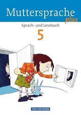 Muttersprache 5 plus, Buch, Volk und Wissen, ISBN 978-3-06-062985-5