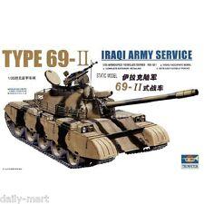 Trumpeter 1/35 00321 TYPE 69-II IRAQI ARMY SERVICE Model Kit