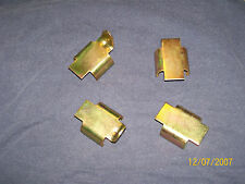"1"" Snowmobile Track Clips, Ski Doo MXZ Renegade 800 HO track guides, cleat 108pc"