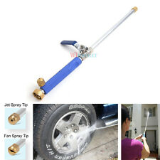 High Pressure Washer Jet Power Spray Nozzle Water Hose Wand Attachment for Car