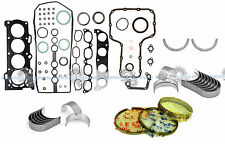 00-08 Toyota Corolla Matrix 1.8L 1ZZFE DOHC METAL FULL SET GASKET *RE-RING KIT*