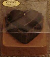 BRAND NEW IN BOX Cute Little Dark Chocolate Bon Bon Candle, ABSOLUTELY ADORABLE