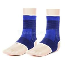 1 Pair Footful Ankle Support Braces for Sport Running Sprains Injuries Protector